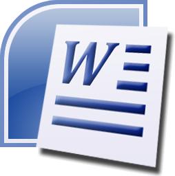 ikona wskazująca format dokumentu - doc